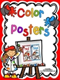 color posters (English and Spanish)