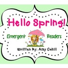 Spring Emergent Readers