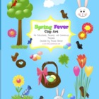 Spring Fever Clip Art for Commercial Use