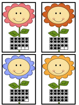 Spring Fever  {Math Centers For Spring}