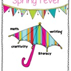 Spring Fever {Math, Literacy &amp; Writing}