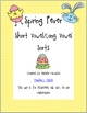 Spring Fever Vowel Sort
