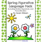 Spring Figurative Language Pack