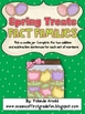 Spring Fling Math Stations Kit