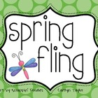 Spring Fling: Math and ELA Stations