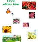 Spring Flower Garden Addition Model - Part Part Whole - NEW!!!