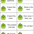 Spring Fry Phrases
