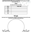 Spring Graphing - Bar, Line, Pie Graphs, Tally Chart Activity