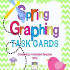 Spring Graphing Task Cards