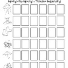 Spring Has Sprung Number Sequencing Freebie