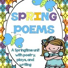 Spring Has Sprung with Poetry, Plays and Writing