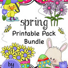 Spring Holiday Printable Pack Bundle
