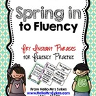 Spring In to Fluency - Read With Various Voices, Fry Phrases