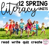 Spring Into Fluency {Power Passages for Spring Bundled}