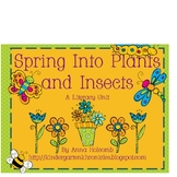 Spring Into Plants and Insects! Literacy Pack