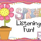 Spring Listening Fun
