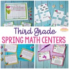Spring Math Centers for Test Prep