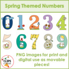 Spring Numbers for Commercial and Personal Use