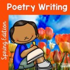 Spring Poetry Writer&#039;s Collection