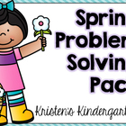 Spring Problem Solving Pack
