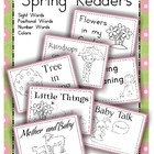 Spring Reader Set - 7 booklets