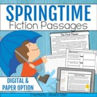 Spring Reading Comprehension Pack