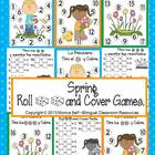 Spring Roll and Cover Games