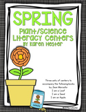 Plants: Spring Science Literacy Centers