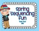 Spring Sequencing Fun
