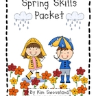 Spring Skills Packet