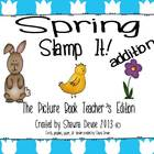 Spring Stamp It! - Addition Game