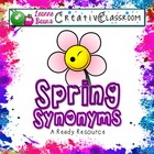 Spring Synonyms