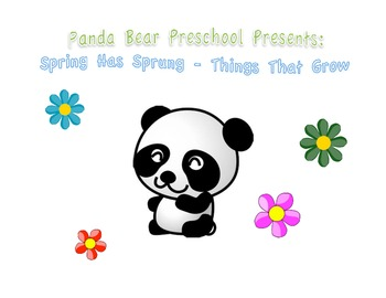 Spring - Things That Grow