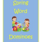 Spring Word Dominoes