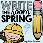 Spring Write The Room Pack