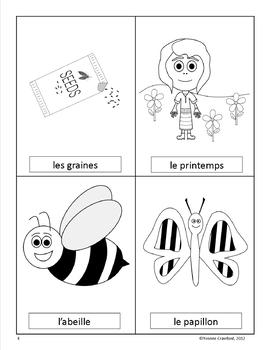 Spring Writing Workshop in French