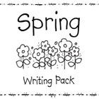 Spring Writing*Pack*