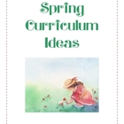 Spring curriculum 