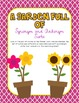 Spring into Literacy Centers {and other Writing Activities}