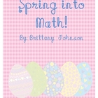 Spring into Math Unit