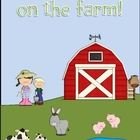 Spring time on the farm literacy and math activities