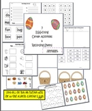 Spring/Easter EGGtravaganza~ Math/Literacy Centers