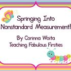 Springing Into Nonstandard Measurement: Common Core Standa