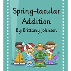 Springtacular Addition Centers
