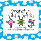 Springtime Fact and Opinion