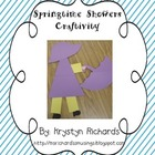 Springtime Showers Craftivity