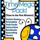 Springtime Time Mega Pack - Printables, Center Games, Task