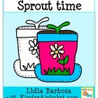 Sprout Time- Clip Art for Teachers