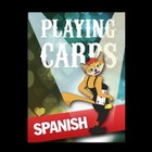 SquidForBrains Spanish language playing cards: learn number words