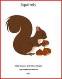 Squirrels Informational Text and Questions